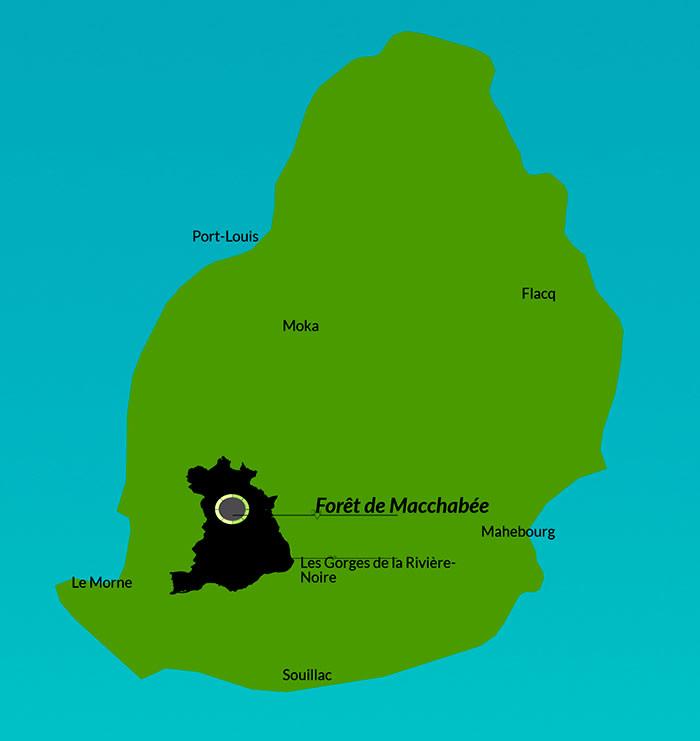 Les Gorges de la Rivière-Noire